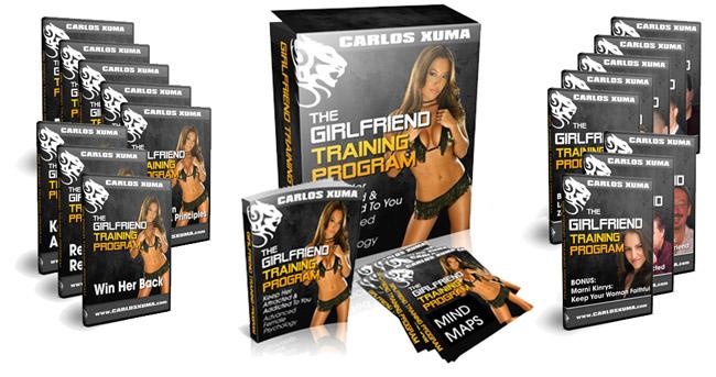 Girlfriend Training Program - complete