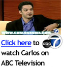 Carlos Xuma on ABC Television