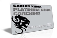 Carlos Xuma - Platinum Club Coaching