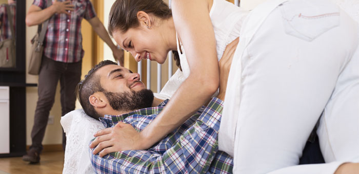 An Affair With A Married Woman